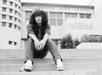 Johnny Thunders, CA - 1973