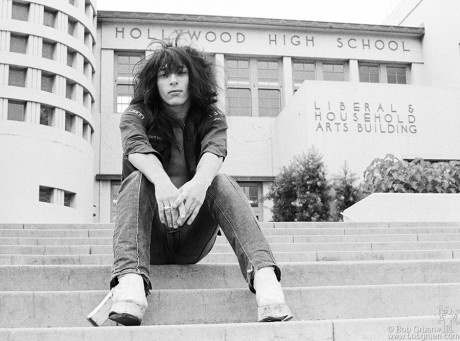 Johnny Thunders, CA - 1973