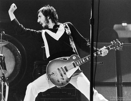 Pete Townshend, PA - 1973