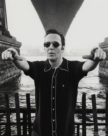 Joe Strummer, NYC - 1999