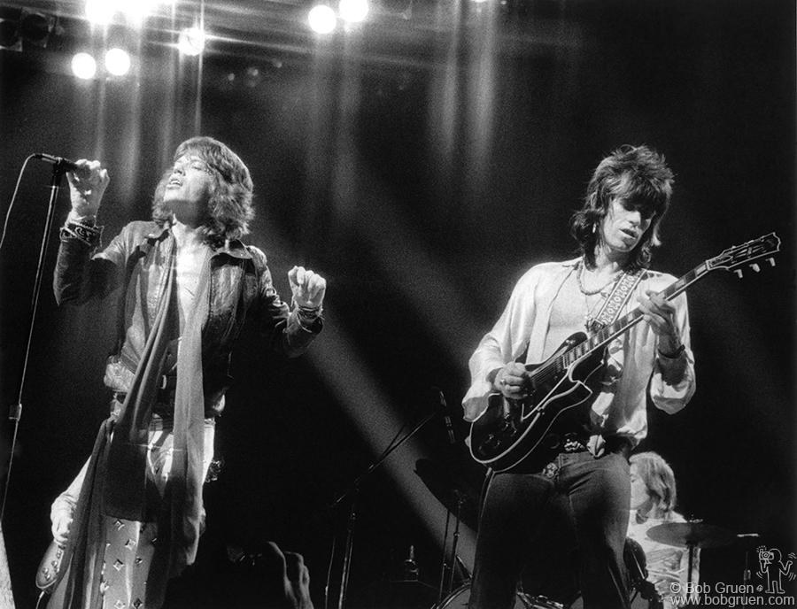 Bob Gruen Rolling Stones