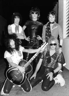 New York Dolls, CA - 1974
