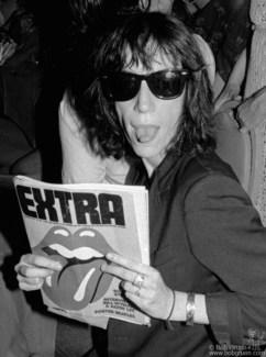 Patti Smith, NYC - 1976