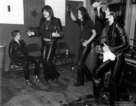 Suzi Quatro Band, MI - 1975
