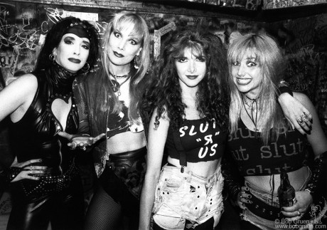Cycle Sluts From Hell, NYC - 1991