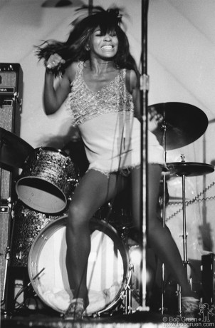Tina Turner, NYC - 1970