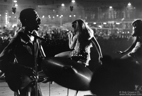 Ike & Tina Turner, NYC - 1971