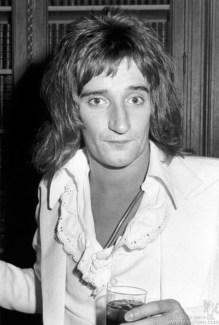 Rod Stewart, NYC - 1974