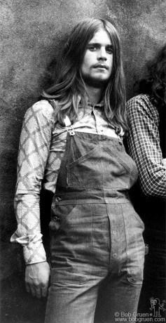 Ozzy Osbourne, NYC - 1971