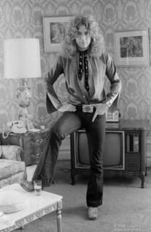 Robert Plant, NYC - 1974