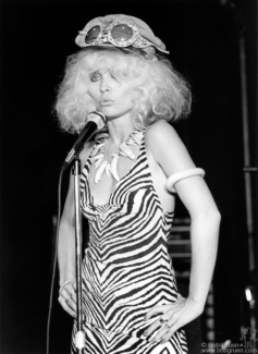 Debbie Harry, NYC - 1976