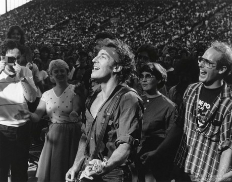 Bruce Springsteen, Toronto - 1984