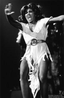 Tina Turner, NYC - 1971