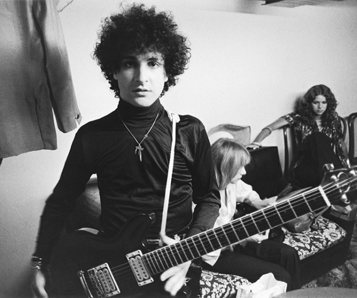 Syl Sylvain, Ohio. June 1976. <P>Image #: R-510 © Bob Gruen