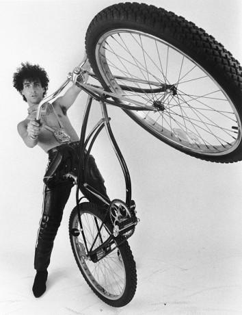 Sylvain Sylvain, NYC - 1976