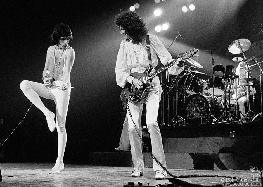 freddie mercury 1976