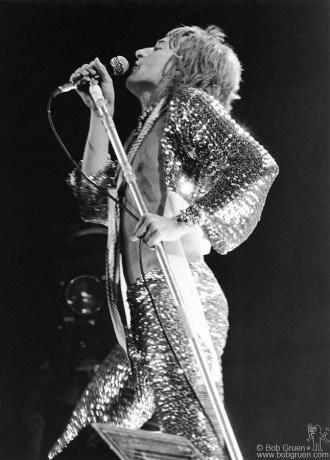Rod Stewart, NYC - 1972