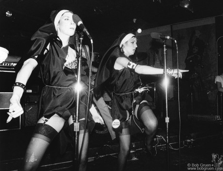 Sic Fucks, NYC - 1977