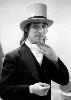 Keith Moon, NYC - 1971