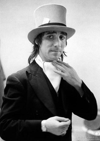 Keith Moon, NYC - 1974