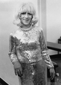 Keith Moon, Los Angeles - 1972
