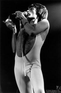 Freddie Mercury, NYC - 1977