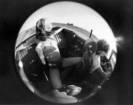 Sable Starr & Syl Sylvain, CA - 1975