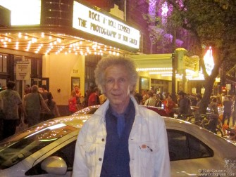 March 13 - Austin, TX - I was happy to be at SXSW for the debut screening of Don Letts' documentary Rock 'N' Roll Exposed: The Photography of Bob Gruen'.