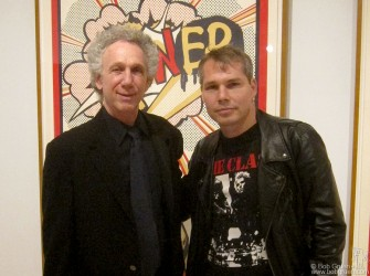 May 5 - New York City - I went to see Shepard Fairey at his exhibition of new work at the Pace gallery.