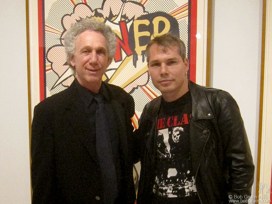May 5 - NYC - I went to see Shepard Fairey at his exhibition of new work at the Pace gallery.
