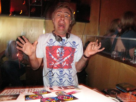 Glen Matlock, NYC - 2007