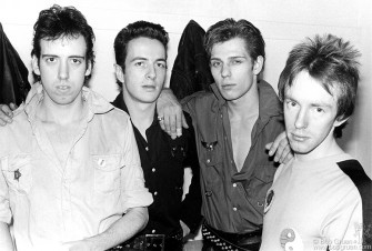 The Clash 1979.