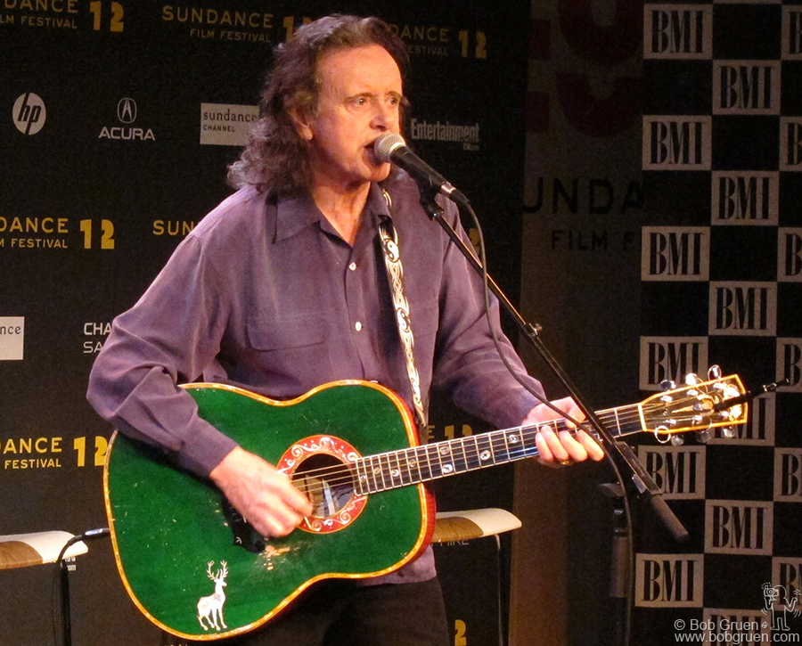 Jan 25 - Utah - Folk Rock legend, Donovan, headlining at BMI's Sundance Snowball music showcase.