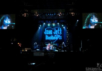 August 9 - New York City - Joan Jett and The Blackhearts rocked out in Coney Island.