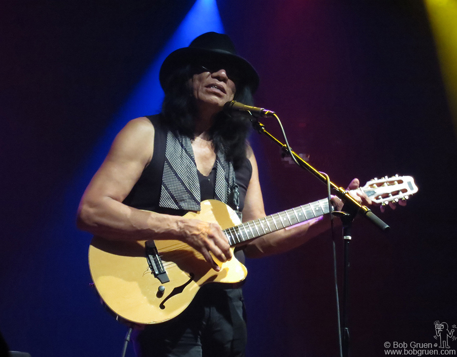 "Aug 31 - NYC - Rodriguez finally performed in New York at the Highline. Go see his film ""Waiting for Sugarman"" to learn his incredible story."