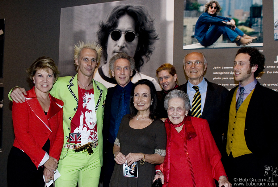 Click here to see photos from the 'Rockers' exhibit opening.