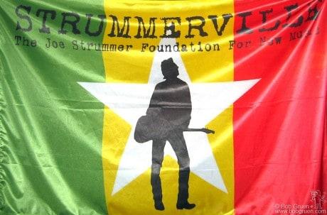 Strummerville Flag, Prefecture - 2003