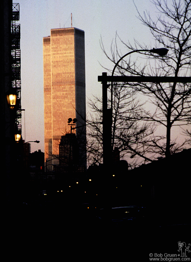 Bob Gruen World Trade Center And 9 11 Images