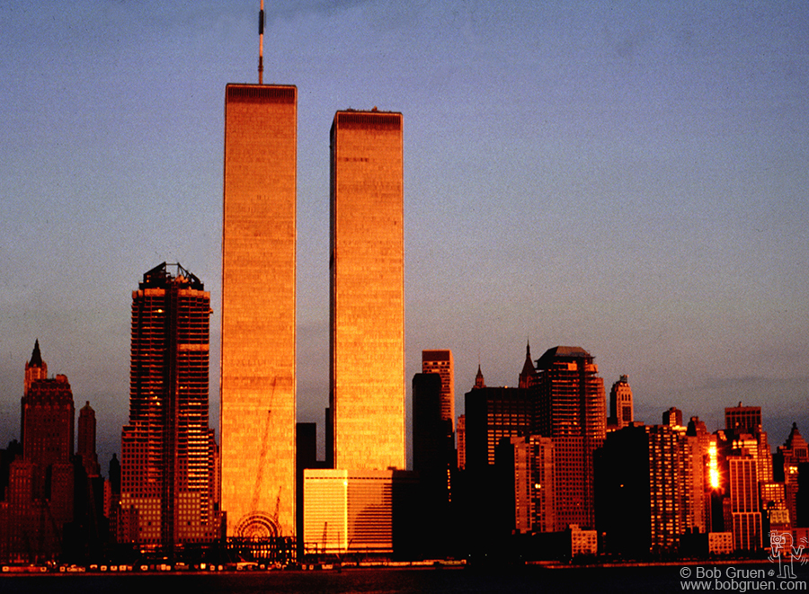 Bob Gruen – World Trade Center and 9/11 Images