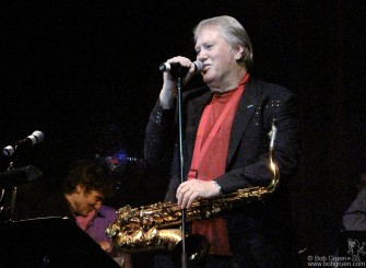 July 28 - Bobby Keys was honored by his many musical friends in a tribute night to him at the Highline Ballroom.