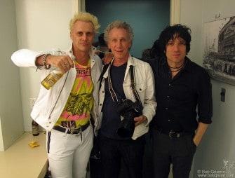 Supla, Bob Gruen,& Jesse Malin, NJ, - 2010
