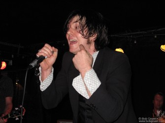 July 22 - Jim Jones brought his revue to the Mercury Lounge and gave us a great dose of real old rockin' Rock and Roll!