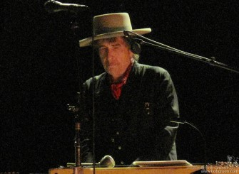 November 17 - Bob Dylan brought his band and brilliance to the United Palace theater. He played many of his songs with new arrangements but I was just happy to be in the presence of the master.