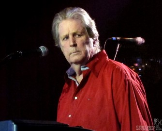 June 13 - Brian Wilson played for three days at the Highline Ballroom and was truly amazing.