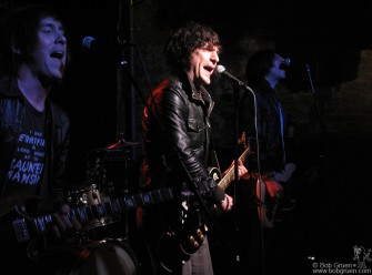 Feb - March - Jesse Malin and his 'St. Marks Social' band played a series of shows at his club, the Bowery Electric, to introduce his new CD 'Love it to Life'.