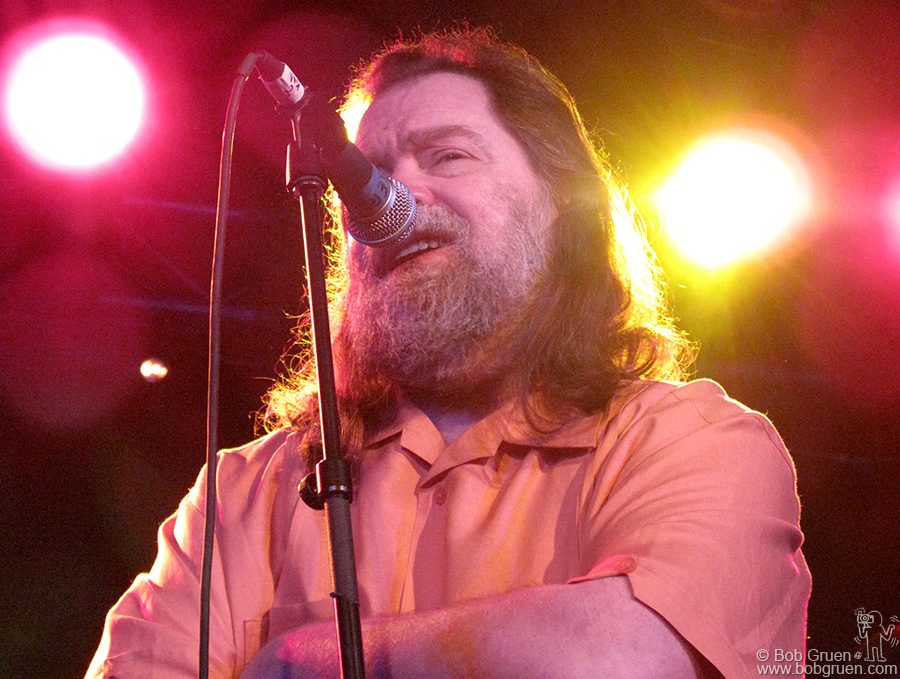 March 19 - Austin, TX - After Ray's show I got to see Roky Erickson of 13th Floor Elevators for the first time. It was cool to finally see him on home turf in Austin. 'I walked with the Zombies' for days as the song stuck in my head.