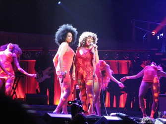 Tina Turner's show proved that she is 'Simply the Best!'