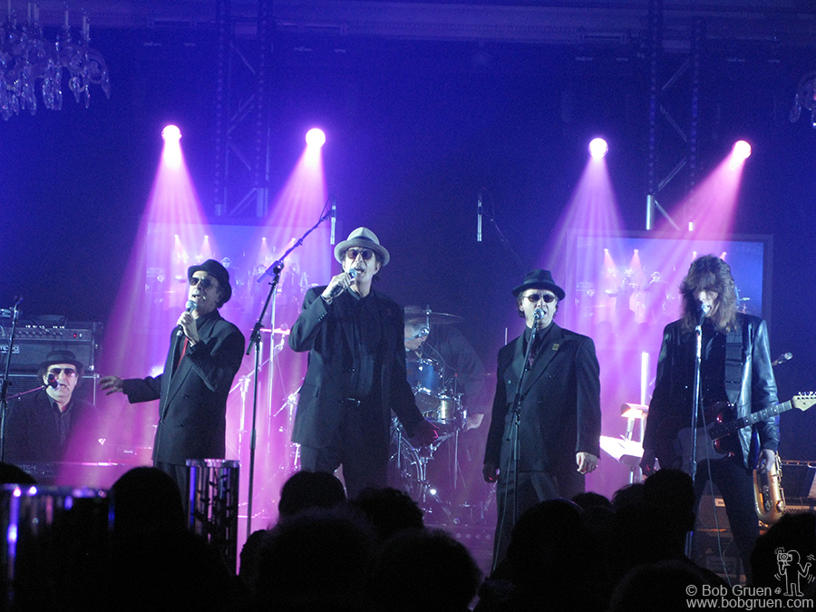 Oct 30 - Garden City, NY - The Good Rats played at their induction into the Long Island Music Hall of Fame.