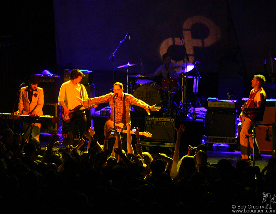 March 30 - NYC - The Hold Steady brought their show to The Fillmore New York at Irving Plaza for a night of great fun.