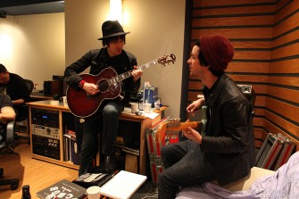 Jesse Malin & Billie Joe Armstrong, NYC - 2009